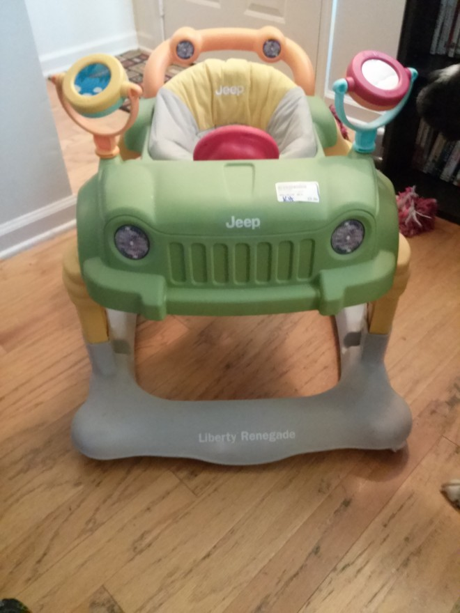 Jeep Bouncer