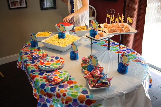 Pop Baby Shower