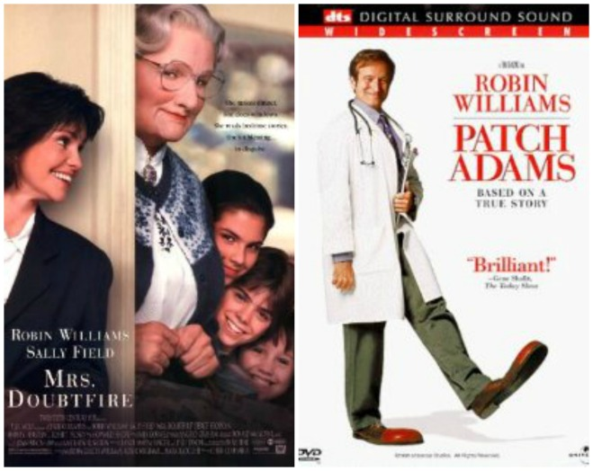 Robin WIlliams movies 2