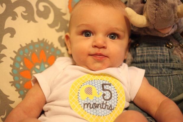 George-5 Months