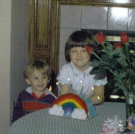 Stephanie's 6th Birthday 91-007