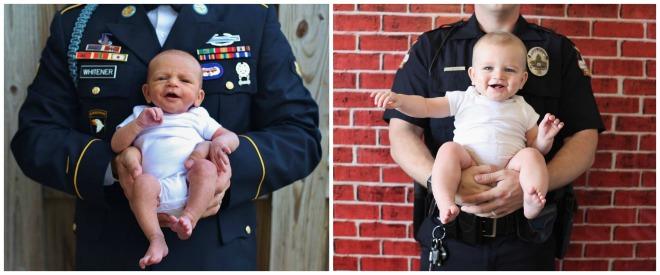 baby uniforms