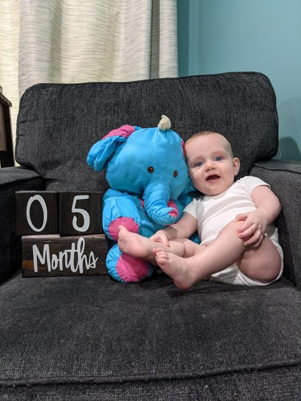 Walter-5 Months