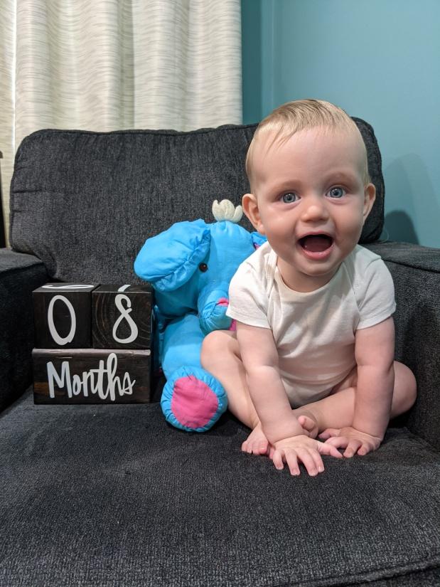 Walter-8 Months
